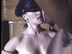 Hot cop chick fucked in a back alley tubes