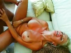 Busty blonde milf does it all for you tubes