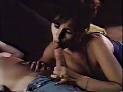 Classic porn pleasure with a BJ and sex tubes