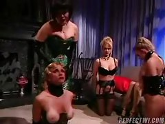 Fun femdom down in the dungeon tubes