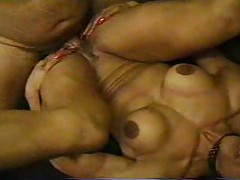 Chick with a huge click fucked tubes