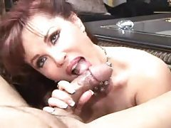Mature in lipstick mouths a big cock tubes