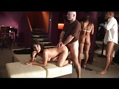 Clips from group sex behind the scenes tubes