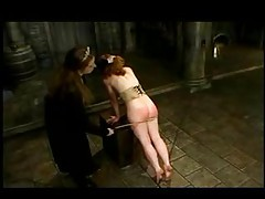 BDSM with a hot young redhead tubes