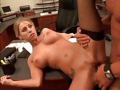 Katie Morgan the office slut tubes
