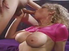 Really big cock fucks and cums on blonde milf tubes