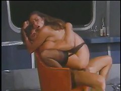 Elle Rio fucked on a train ride tubes