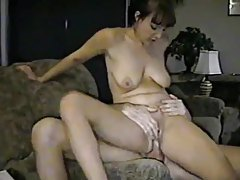Amazing wife fucked in her little lingerie tubes
