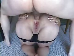 Mounting a big ass milf from behind tubes