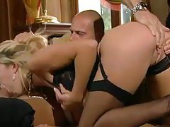 Glamorous Euro girls fuck in full movie tubes