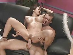 Asian with a tight and hot body rides boner tubes