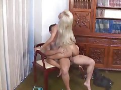 Young Brazilian in anal hardcore scene tubes