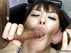 Ai Himeno loves cock tease and group masturbation tubes