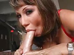 Ava Devine gives a mostly POV blowjob tubes