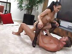 Beautiful black girl hardcore and foreplay tubes