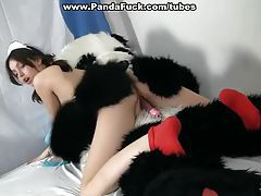 Dirty sex to cure a sick panda tubes