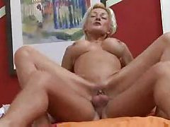 Horny fuckable mature gets on top tubes