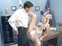 Principal fucks the naughty girl in her cunt tubes