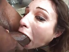 Amber Rayne face fucked by black guys tubes