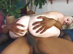 Big black meat inside a slim white girl tubes