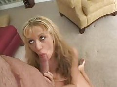 Skinny girl in a hot blowbang tubes