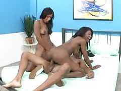 Both girls can ride black dick like hotties tubes