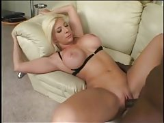 Horny girl with big boobs takes a cock tubes