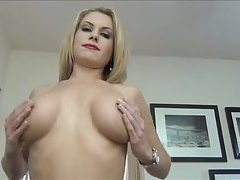 Your hot therapist makes fun of your small cock tubes