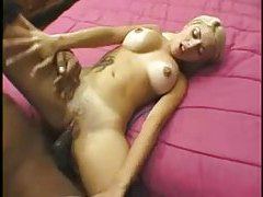 Nice tattooed Brazilian has a good fuck tubes