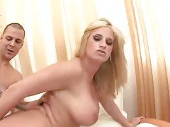 Nailing a blonde with a big sexy ass tubes