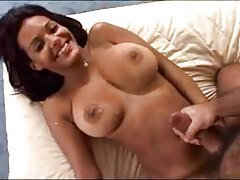 Latina is getting fucked from behind tubes