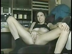 Girl in a news van masturbates tubes