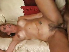 Big hard young dick fucks a hairy slut tubes