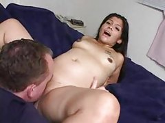 Pregnant girl on top and doing it doggy style tubes