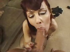Sensational fucking of this naughty cougar slut tubes