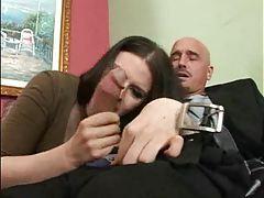 Cheating husband bangs his slutty wife tubes