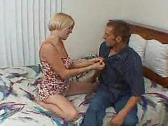 Arousing blonde and her lust for a big cock tubes