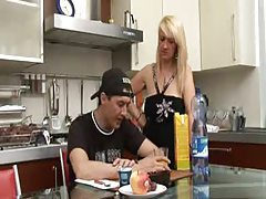 Seduction of a young man by hot mom tubes
