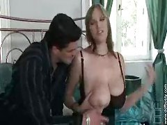 Going nuts with curvy big tits milf that loves it tubes