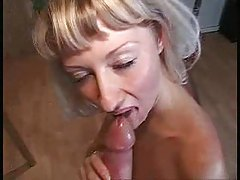 Two cocks violate this British girl tubes