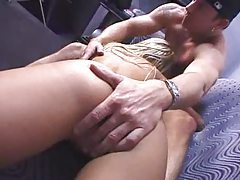 Amazing pornstar sits on him and does doggystyle tubes