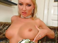 He fucks the marvelous blonde girl hard tubes
