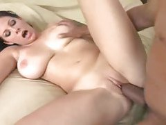 Gianna Michaels titjob and a facial tubes