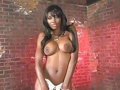 Astonishingly hot black girl dances for you tubes