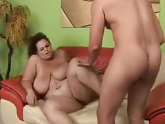 Fat whore fucked in the BBW video tubes