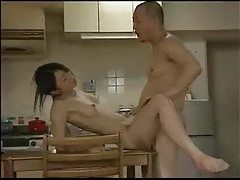 Power fucking a skinny Asian girl tubes