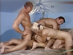 Orgy includes an incredible triple penetration tubes