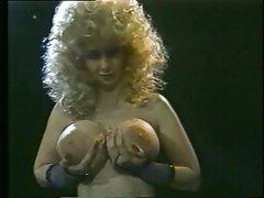 A retro big tits girl dances lustily tubes