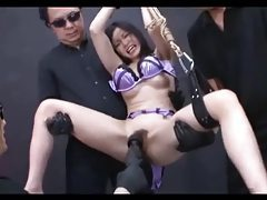 Strapped And Dominated Asian tubes