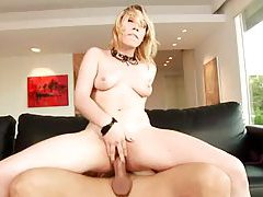 Gorgeous young blonde hardcore fuck and facial tubes
